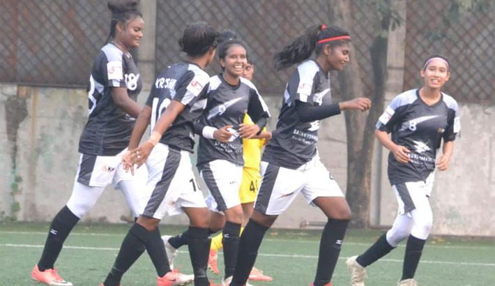 Kings thrash Begum Anwara 5-0