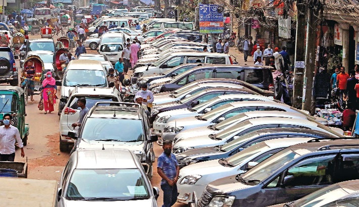 City traffic system may collapse
