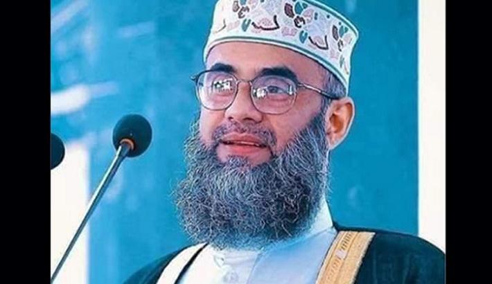 Islamic scholar Golam Sarwar Sayedee passes away