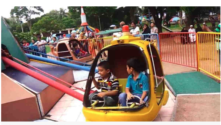 Top amusement parks in Dhaka for family day outs, children fun activities