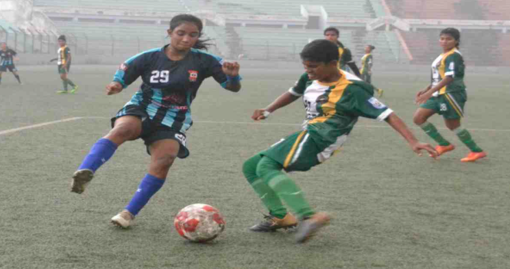 Women's league: Nasrin SA beat Gallactico Sylhet