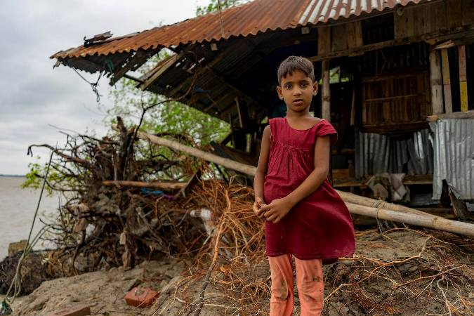 UNICEF: Bangladeshi children call for climate action and intergenerational solidarity on World Children's Day