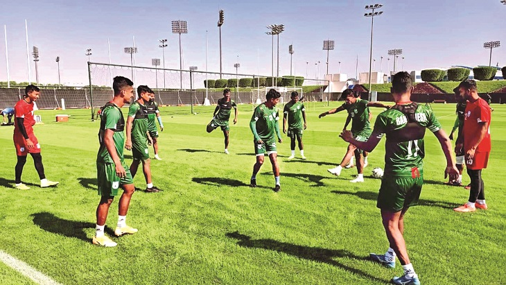 Qatar tour exposes lack of football diplomacy
