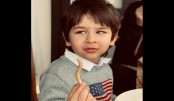 Kareena Kapoor Khan shares picture of son Taimur gorging on French fries