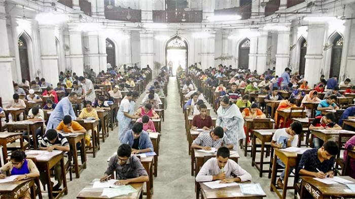 DU admission test in divisional cities, MCQ 40, written 40