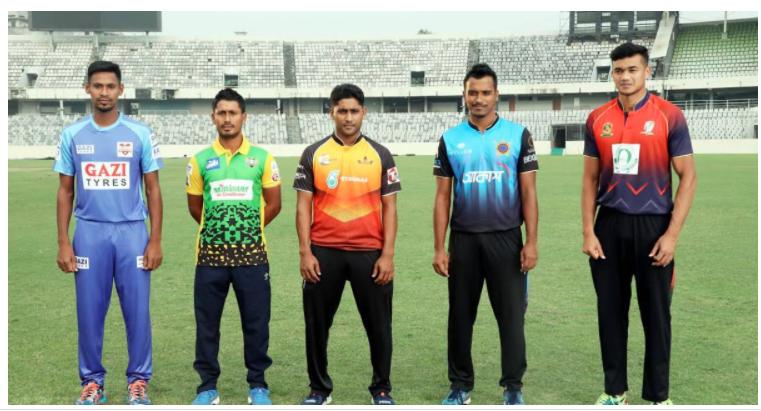 Bangabandhu T20 starts on Tuesday