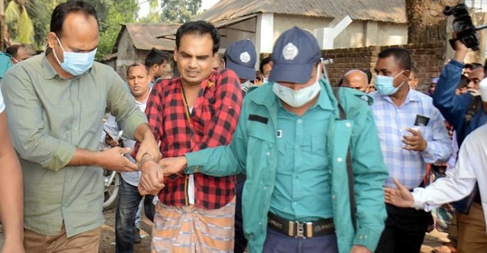 ASI held with Yaba pills in Rangpur