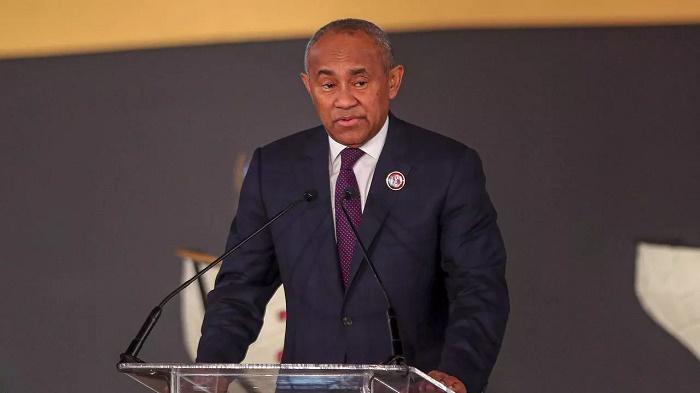 FIFA hands African football chief Ahmad Ahmad five-year ban for corruption