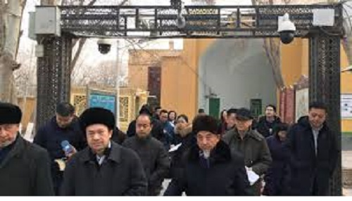 Xinjiang authorities have detained hundreds of Imams, upending Uyghur religious life