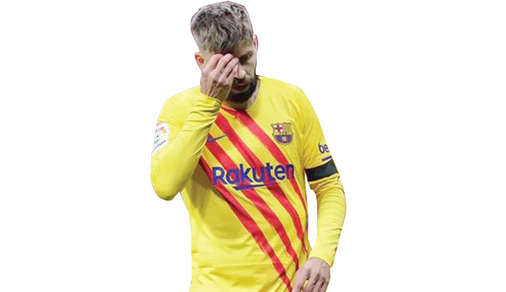 Pique out for three to five months