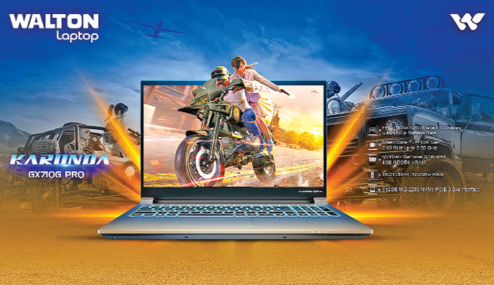 Walton launches new gaming laptop