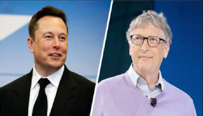 Elon Musk overtakes Bill Gates as 2nd richest