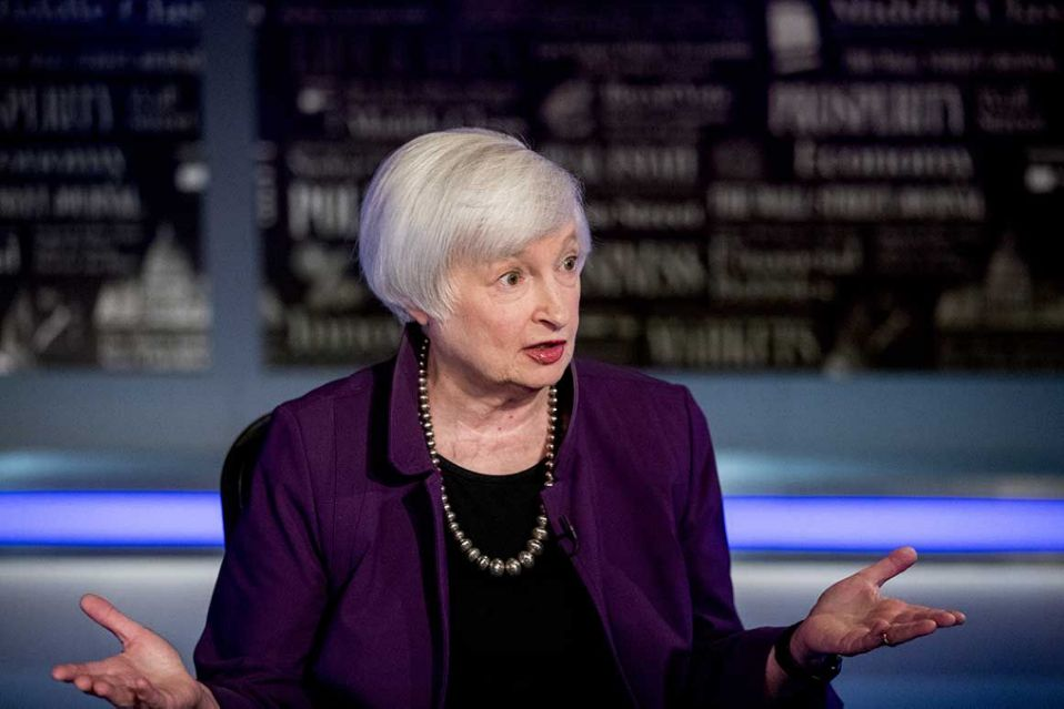 Biden to name ex-Fed chair Yellen as first female US Treasury chief