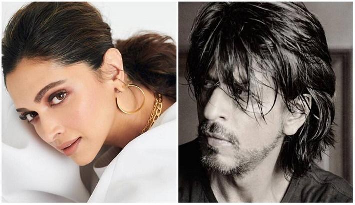 Deepika- Shah Rukh begin shooting for YRF movie Pathan