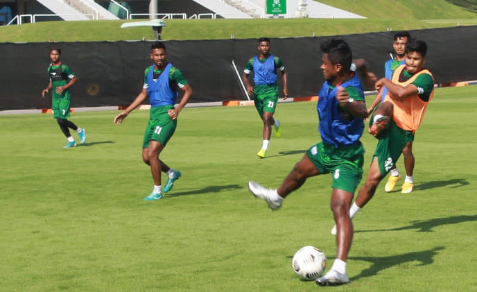 Bangladesh to play first practice match on Wednesday