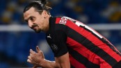 Evergreen Ibra out for 10 days with thigh injury: source