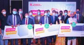 """LankaBangla Credit Card Spend Campaign 2020"" holds awards giving ceremony"