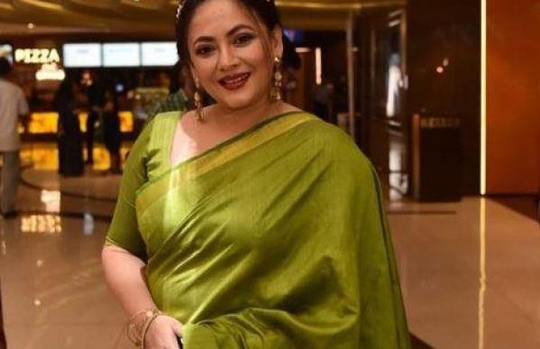 Actress Sreelekha Mitra keen on joining politics
