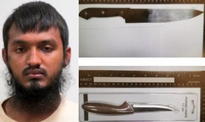 Bangladeshi arrested in Singapore over 'terrorism-related activities'