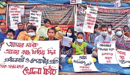 Justice, compensation still a far cry for victims