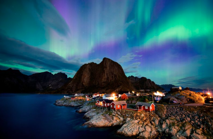 You can watch the Northern Lights live from your sofa and they're spectacular