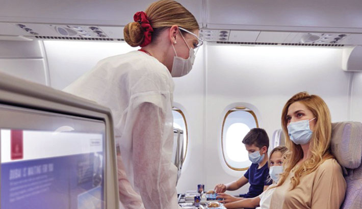 Emirates offers multi-risk travel ins coverage to customers