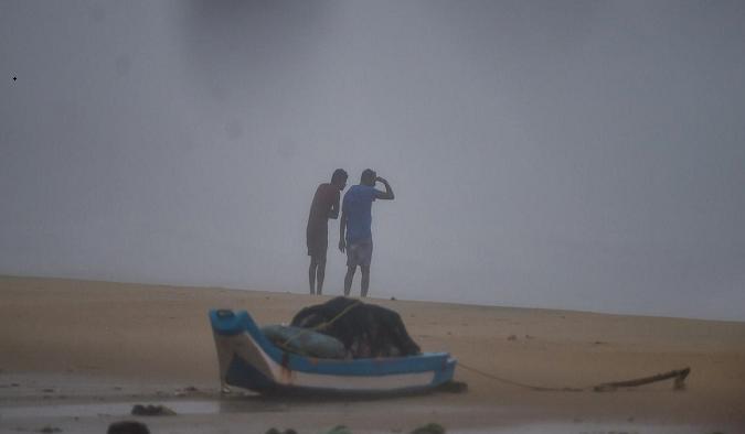 Cyclone Nivar: Chennai airport closes