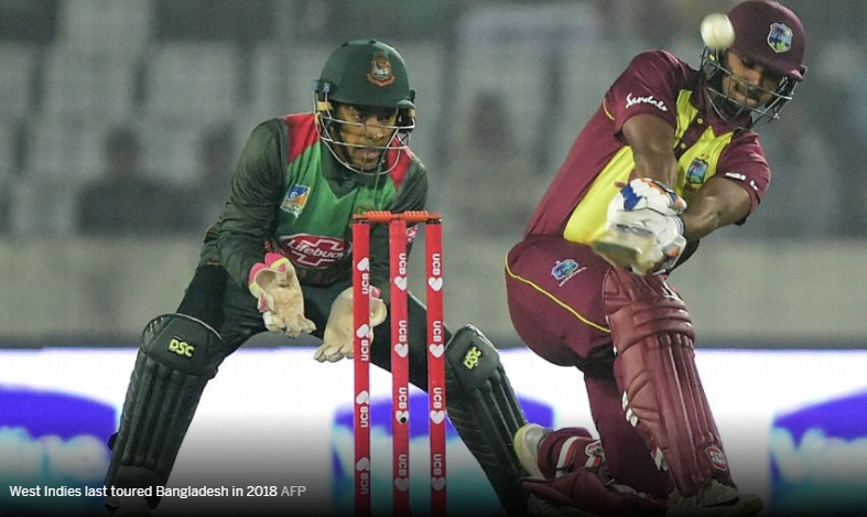 West Indies send inspection team to Bangladesh to assess Covid-19 plans and protocols