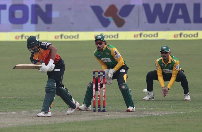 Khulna win toss, bat first against Rajshahi in Bangabandhu T20 Cup