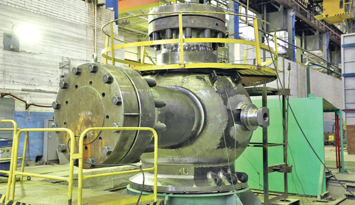 Rosatom completes hydraulic tests for Rooppur NPP
