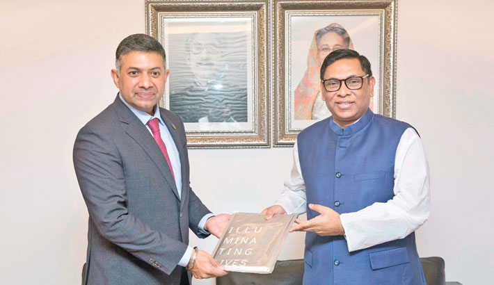 Bangladesh, India can work together in power sector: Nasrul