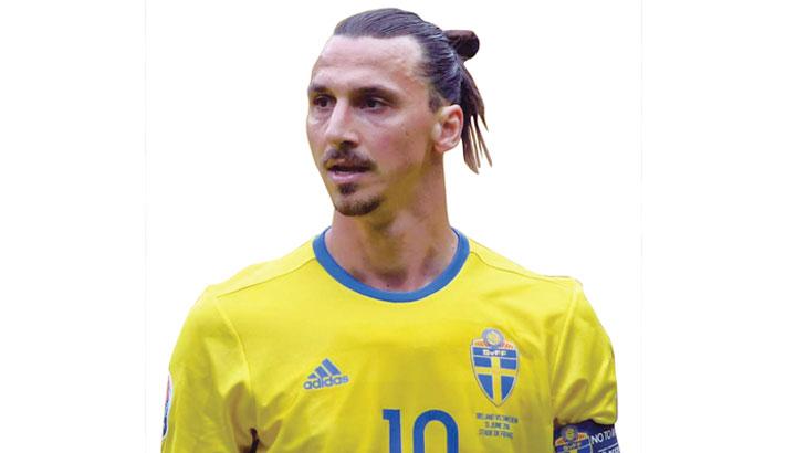 Ibrahimovic drops Sweden return