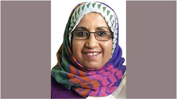 Hasina Khan appointed UGC Professor