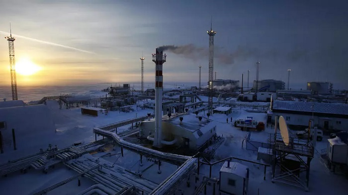 Russian oil giant announces start of vast Arctic project