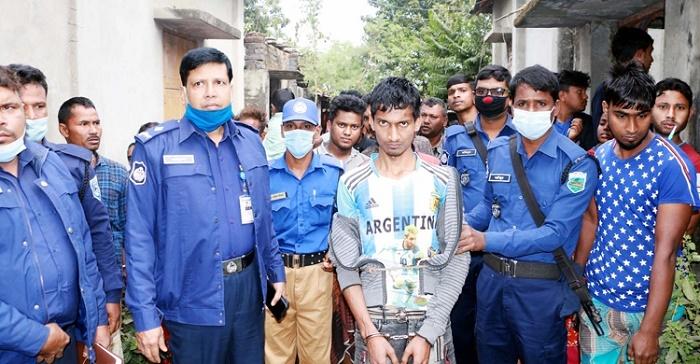 Father 'kills' 22-day-old boy in Dinajpur