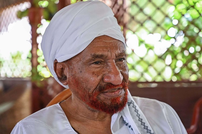 Sudan's former PM Sadiq al-Mahdi dies of coronavirus
