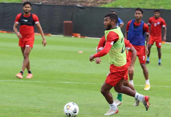 Bangladesh climb up three places in FIFA rankings