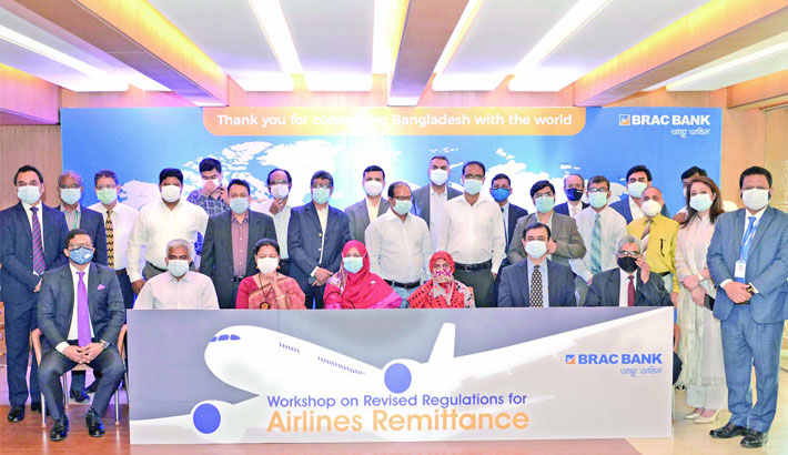 BRAC Bank holds on airlines remittance