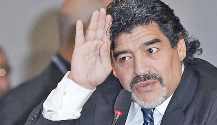 Maradona, the most human of immortals