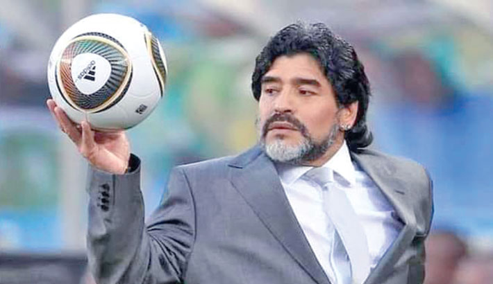 Football mourns 'eternal' Maradona: who's saying what?