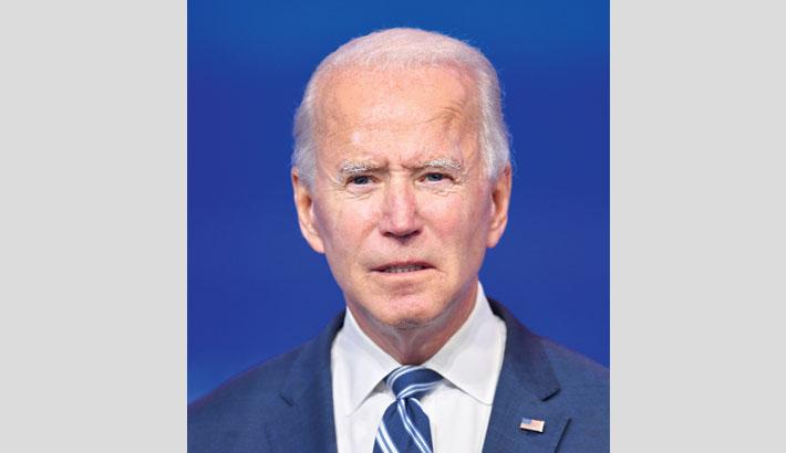 Americans 'won't stand' for attempt to derail polls result: Biden