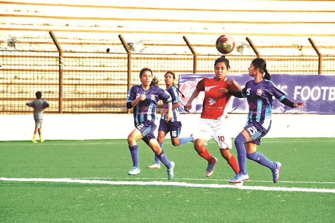 Women's league: Kings secure 2-0 win over Nasrin SA