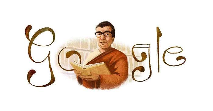 Google Doodle pays tribute to Munier Chowdhury on 95th birth anniversary