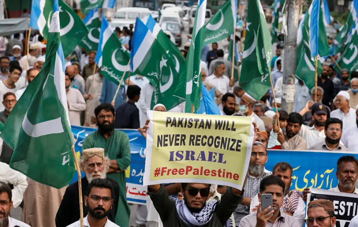 Pakistan's deep state support for terror on full display