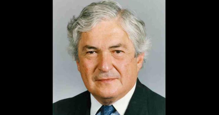 Former World Bank president James Wolfensohn dies