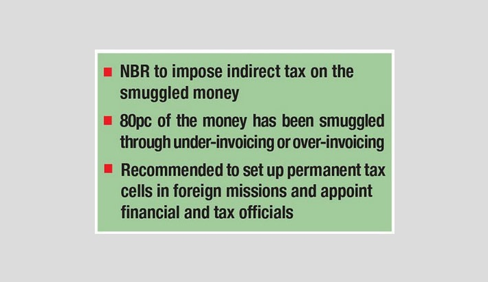 Govt moves to realise tax on smuggled money