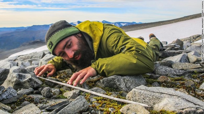 Norway ice melt reveals 'frozen archive' of ancient reindeer-hunting arrows