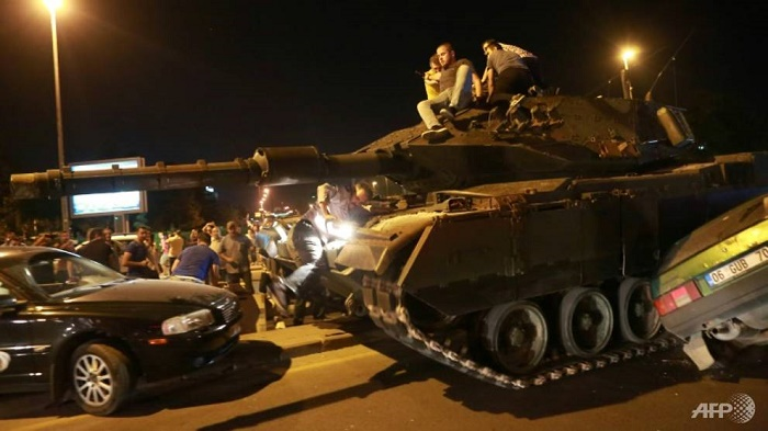 Turkey jails over 300 for life in mass 2016 coup trial