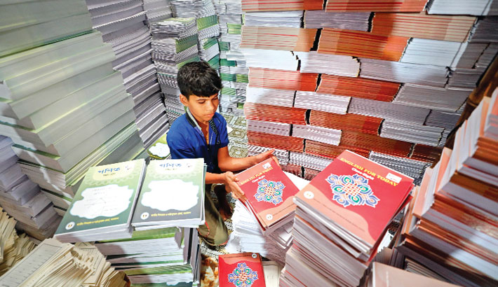 Students to get textbooks timely despite corona