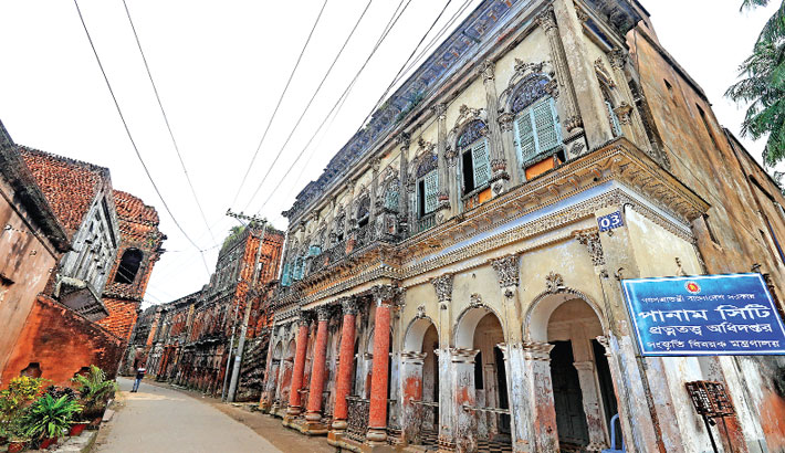 Panam Nagar: The lost city